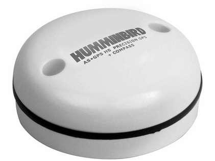 Humminbird AS GPS HS Precision GPS Antenna w/ Heading Sensor