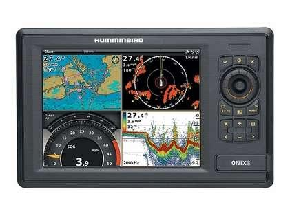 Humminbird ONIX8ci Combo - Dual Beam TM Transducer