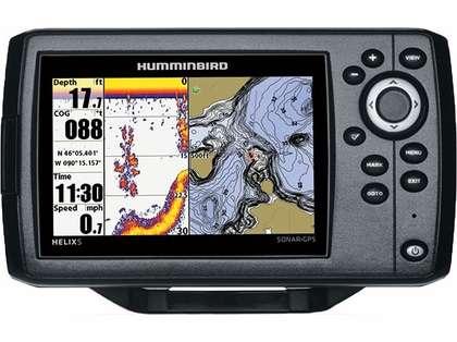 Humminbird 409610-1 HELIX 5 Sonar/GPS Combo