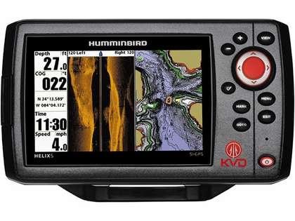 Humminbird 409640-1KVD HELIX 5 SI/GPS Combo - KVD Edition