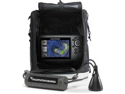 Humminbird 409730-1 ICE HELIX 5 Sonar/GPS Combo