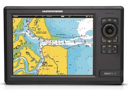 Humminbird 409780-1 ONIX10ci SI NT Combo - Non-Touch Unit