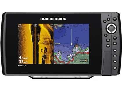 Humminbird 409950-1 HELIX 9 SI/GPS Combo
