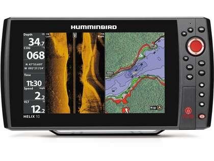 Humminbird 409990-1KVD HELIX 10 SI/GPS KVD Combo