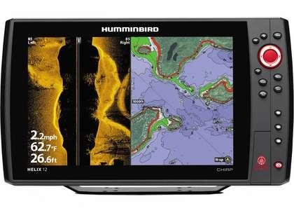 Humminbird 410030-1KVD HELIX 12 CHIRP SI/GPS KVD Combo