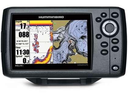 Humminbird HELIX 5 G2 Chirp GPS Combo