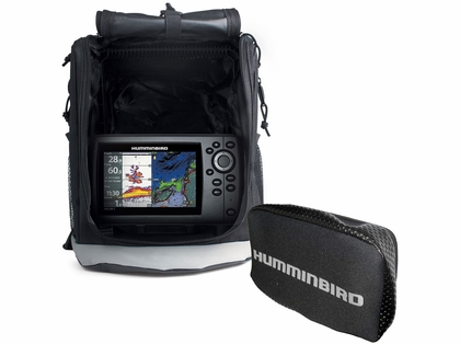 Humminbird HELIX 5 G2 CHIRP GPS Portable w/ Free Cover