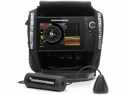 Humminbird 410980-1 ICE HELIX 7 G2 CHIRP GPS/Sonar Combo