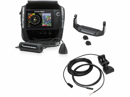 Humminbird 410990-1 ICE HELIX 7 G2N CHIRP GPS/Sonar Combo - All Season