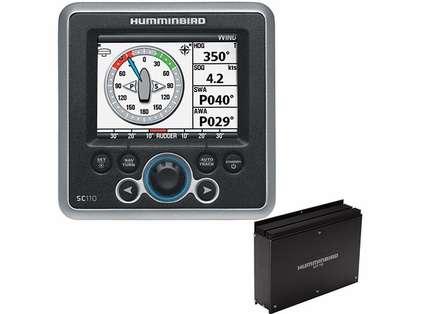 Humminbird SC 110 Autopilot System w/ o Rudder Feedback