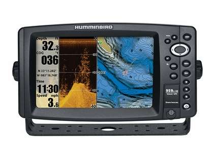 Humminbird 959ci HD DI Combo - Down Imaging TM Transducer