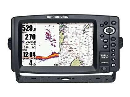 Humminbird 959ci HD XD Combo - 200/50kHz TM Transducer