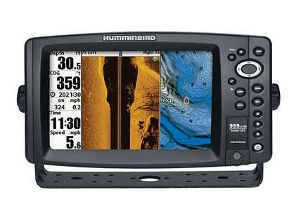 Humminbird 999ci HD SI Combo - Side Imaging TM Transducer