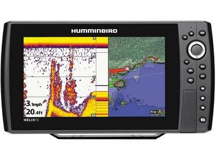 Humminbird HELIX 10 GPS Combos