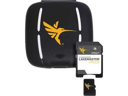 Humminbird LakeMaster PLUS Electronic Charts