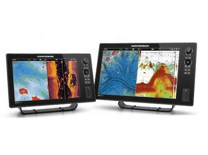 Humminbird Solix Series Multifunction Displays