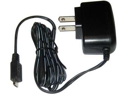 Icom BC217SA USB Charger w/ US Style Plug 110240V