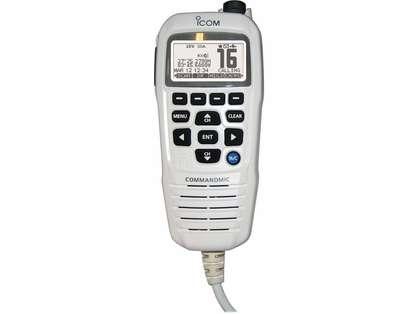 Icom HM195GW COMMANDMICIV Remote-Control Microphone - Super White