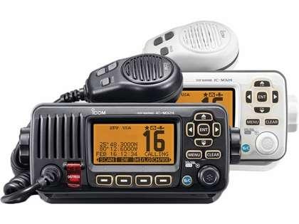 Icom IC-M324 Fixed Mount VHF Marine Transceivers