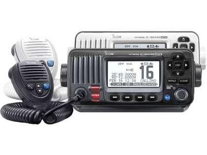 Icom IC-M424G Fixed Mount VHF Marine Transceivers w/ GPS Receivers