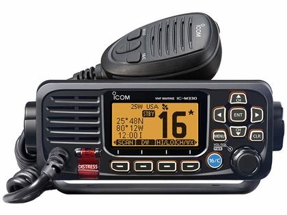 Icom Icom M330 Compact VHF Radio w/ GPS
