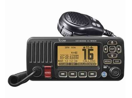 Icom M424 VHF Fixed Mount Radios w/ Class D DSC