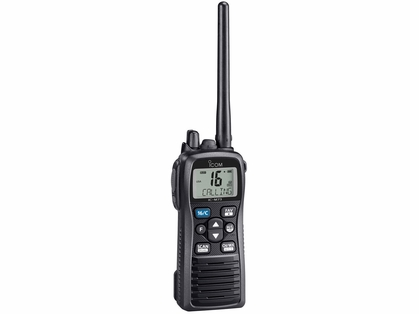 Icom M73 31 M73 PLUS Handheld VHF w/ Active Noise Canceling
