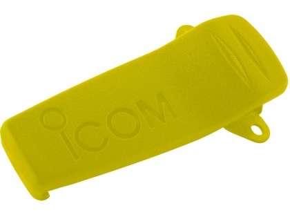 Icom MB103Y Alligator Belt Clip f/ GM1600 - Yellow