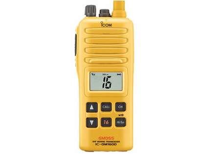 Icom GM1600 GMDSS Portable for Survival Craft