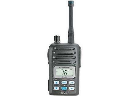 Icom M88 Handheld Marine VHF Radio