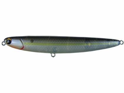 ima Skimmer Topwater Stickbait - 4-1/2in - Ghost Blue Back
