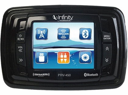 Infinity PRV450 All-Environment Multimedia Stereo Receiver