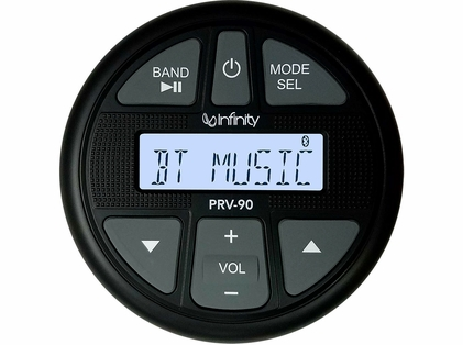 Infinity PRV90 Gauge Style AM/FM/BT/USB Stereo
