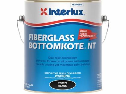 Interlux Fiberglass Bottomkote NT - Black