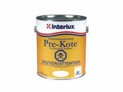 Interlux Pre-Kote Gray