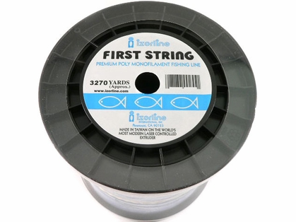 Izorline First String Heavy-Duty Monofilament Fishing Line
