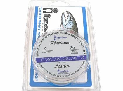 Izorline Platinum Monofilament Fishing Leader