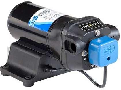 Jabsco V-FLO Water Pressure Pump - 5GPM - 12V