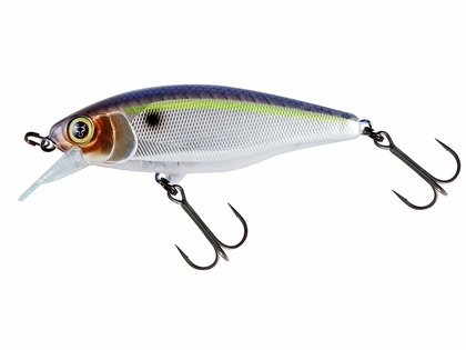Jackall Chubble Minnow Shaped Crankbait - 1/2oz -SG Threadfin Shad