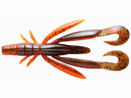 Jackall Chunk Craw - 3.5in - SI Orange