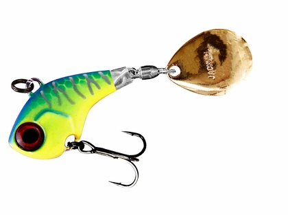 Jackall Deracoup Tail Spin Jig - 1oz