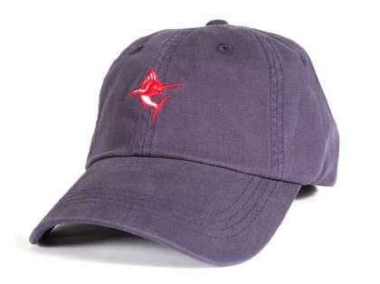 Jarrett Bay Twill Hat - Navy