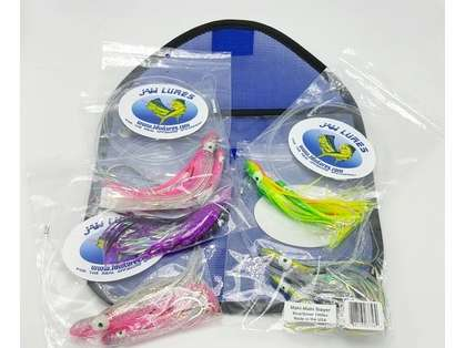 JAW Lures Mahi-Mahi Slayer Combo with Lure Bag