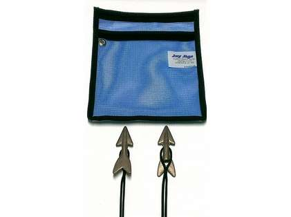 Jay Jigs Bronze Rigged Darts with Bag
