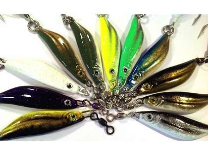 Jetty Ghost Mullnut Lures