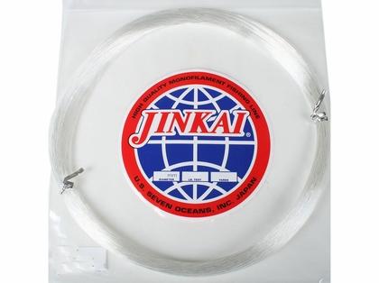 Jinkai 100 Yd. Leader Coil 100 Lb. Test Clear