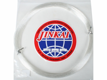 Jinkai 100 Yd. Leader Coil 150 Lb. Test Clear