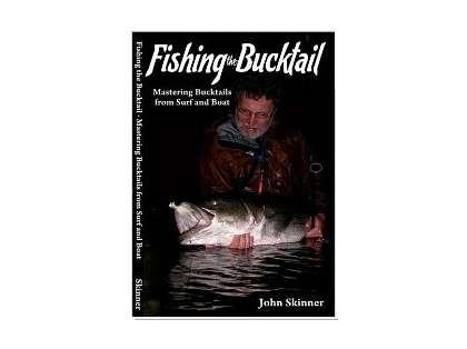 John Skinner Fishing the Bucktail