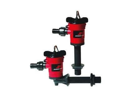 Johnson Basspirator II Livewell Cartridge Aerator Pumps