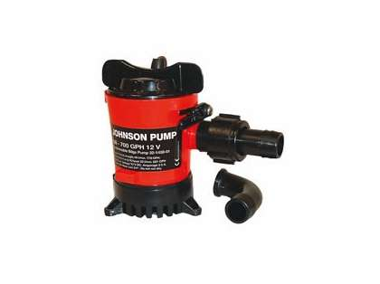 Johnson Cartridge Bilge Pumps